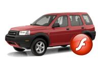 Land Rover Freelander rezervni dijelovi